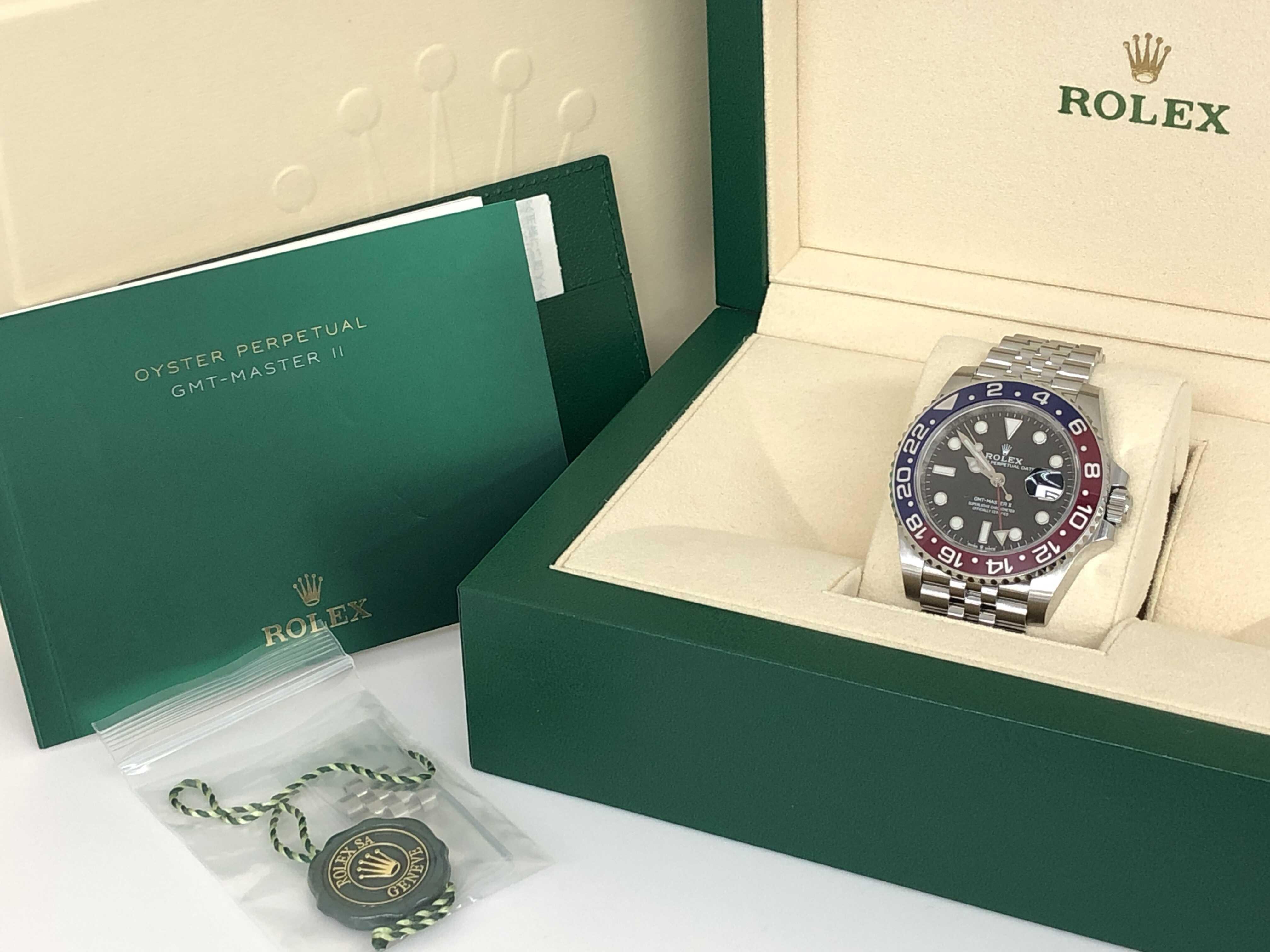 (1935_0197)ロレックス 126710BLRO 4Z8849J1 メンズ腕時計